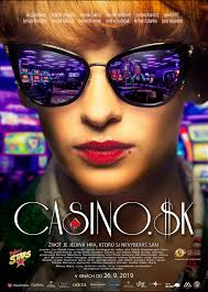 Vica Kerekes starring in slovak movie Casino